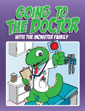 Going to the Doctor with the Monster Family
