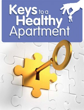Keys to a Healthy Apartment