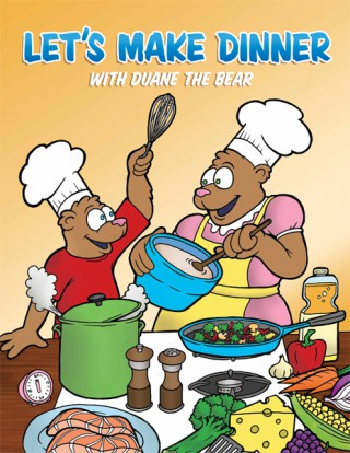 Let's Make Dinner With Duane the Bear