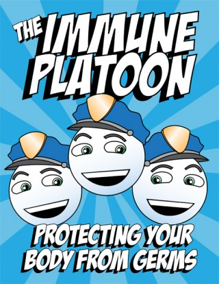 The Immune Platoon: Protecting Your Body from Germs